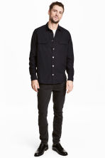 Slim jeans - Black washed out - Men | H&M 1