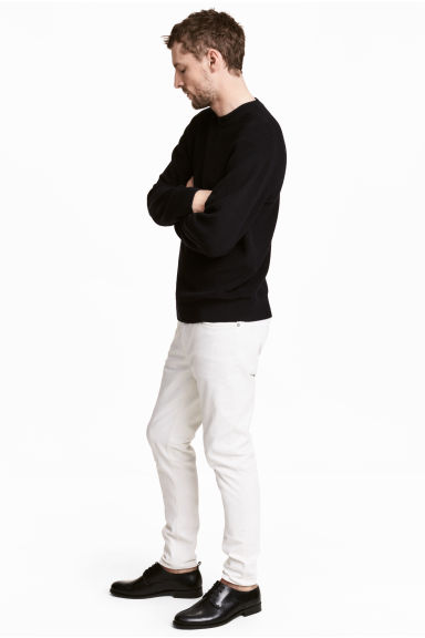 Slim jeans - Denim bianco - UOMO | H&M IT 1
