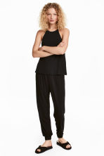 Pantaloni harem - Nero - DONNA | H&M IT 1
