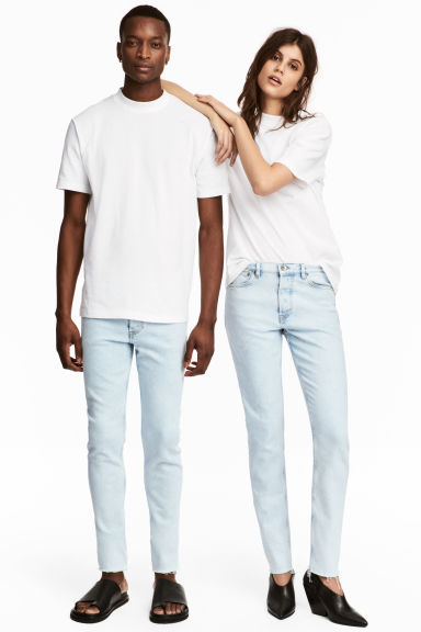 Uni Jean 1 - Blu denim chiaro - DONNA | H&M IT 1
