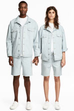 Uni 短褲 - Light denim blue - Men | H&M 1