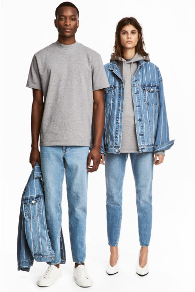 Uni Jean 2 - Light denim blue - Men | H&M