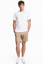 Chinoshort - Beige -  | H&M BE 2