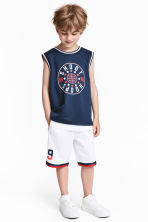 Sports shorts - White - Kids | H&M CA 1