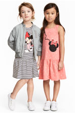 2-pack jersey dresses - White/Minnie Mouse - Kids | H&M 1