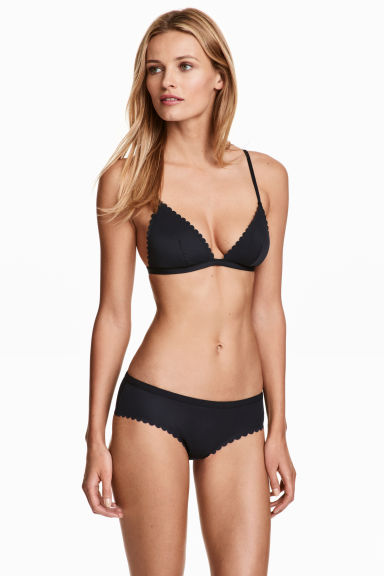 Bikini briefs - Black - Ladies | H&M CN 1