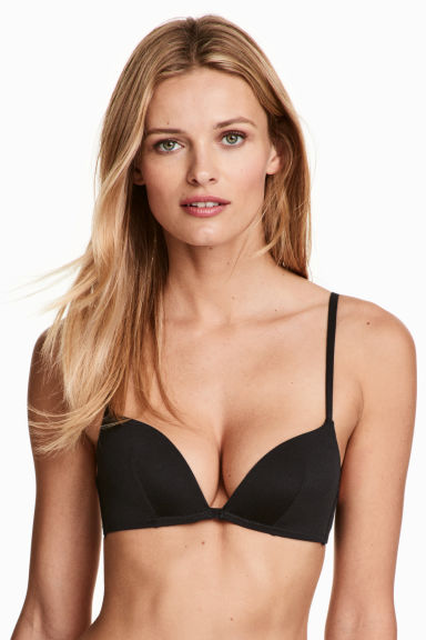Push-up bikini top Model