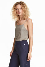 Top in jersey - Talpa - DONNA | H&M IT 1
