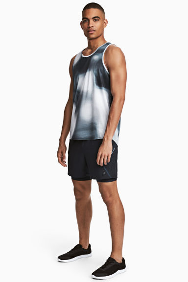 Shorts da running - Blu scuro - UOMO | H&M IT 1