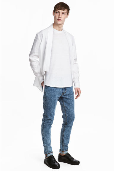 Super Skinny Low Jeans - Denim blue - Men | H&M 1