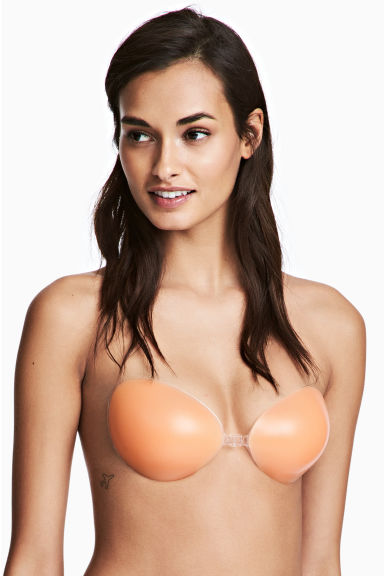 Self-adhesive bra - Beige - Ladies | H&M