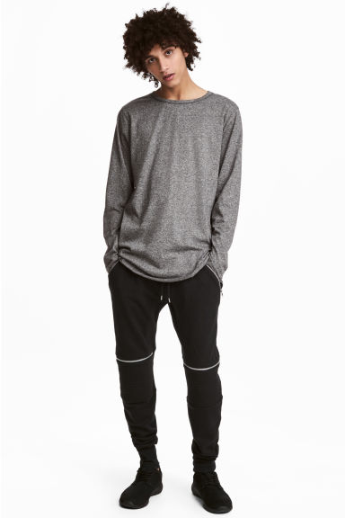 Joggers - Black - Men | H&M 1