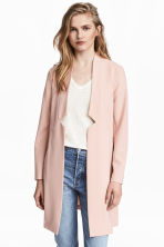 長版外套 - Powder pink - Ladies | H&M 1