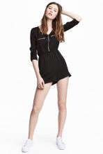Playsuit - Black - Ladies | H&M CN 1