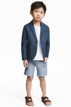 Chino shorts - Blue/Chambray -  | H&M 1