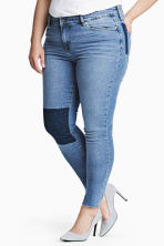 H&M+ Skinny Regular Jeans - Blu denim - DONNA | H&M IT 1