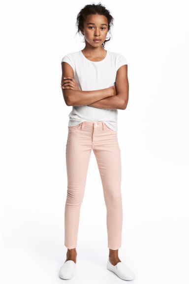 Superstretch Skinny Fit Jeans - Light pink -  | H&M