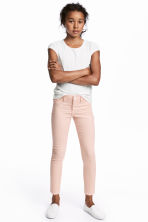 Superstretch Skinny Fit Jeans - Light pink - Kids | H&M CN 1