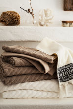 Essuie-mains - Blanc - Home All | H&M FR 1