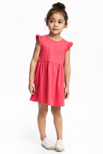 Jersey dress - Raspberry pink - Kids | H&M 1