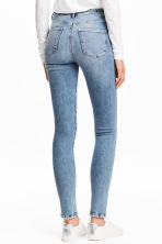 Shaping Skinny High Jeans - Azul denim claro - MUJER | H&M ES 1