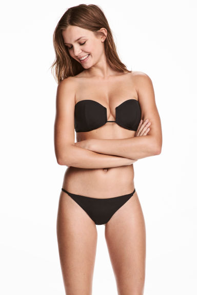 Bikini bottoms - Black - Ladies | H&M CN 1