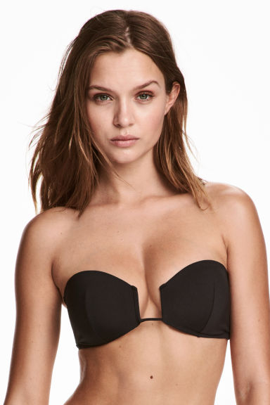 Top bikini - Nero - DONNA | H&M IT 1