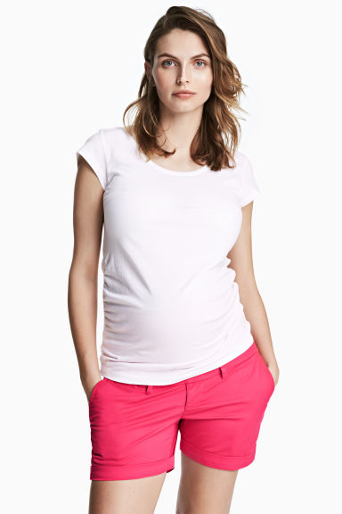 MAMA Chinoshort - Translucent -  | H&M BE 1