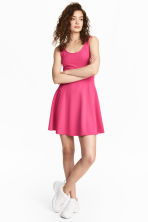 Jersey dress - Cerise - Ladies | H&M 1