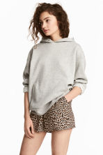 Short shorts - Leopard print - Ladies | H&M 1