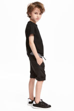 Pull-on shorts - Black - Kids | H&M 1
