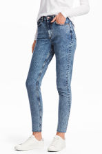 Vintage High Ankle Jeans - Denim blue - Ladies | H&M CA 2