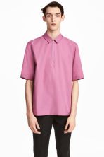 Short-sleeved shirt - Heather - Men | H&M 1