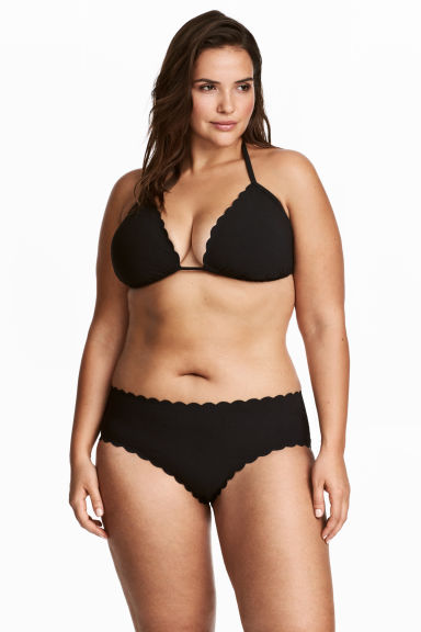 H&M+ Bikini bottoms - Black - Ladies | H&M IE 1