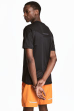 Ultra-light running top - Black - Men | H&M 2