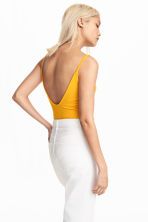 Jersey body - Orange -  | H&M 1