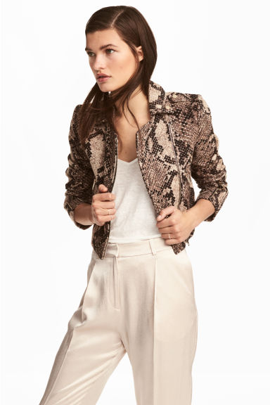 Jacket - Light brown - Ladies | H&M 1