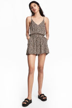 Playsuit - Leopard print - Ladies | H&M CN 1