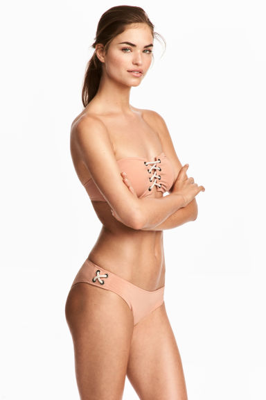 Bikini bottoms - Powder beige - Ladies | H&M 1