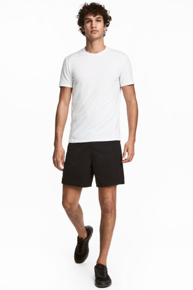 Sports shorts - Black - Men | H&M 1