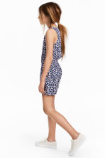 Patterned playsuit - Leopard print - Kids | H&M 1