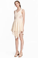 Lace dress - Natural white - Ladies | H&M IE 1