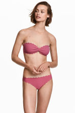 Bikini bottoms - Dark pink - Ladies | H&M 1