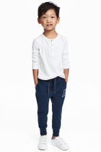 Joggers - Dark blue - Kids | H&M CN 1