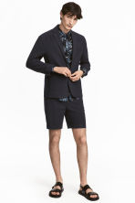 Shorts in cotone - Blu scuro - UOMO | H&M IT 1