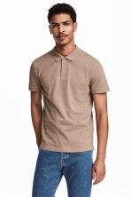 Polo shirt - Mole - Men | H&M CN 1