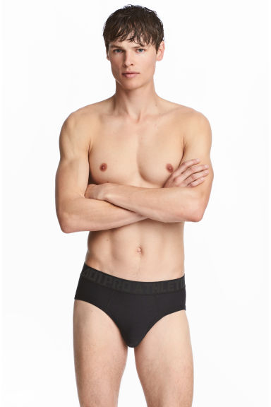 Sports briefs - Black - Men | H&M CN 1