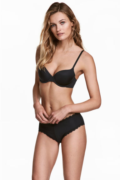 3-pack hipster briefs - Light mole - Ladies | H&M