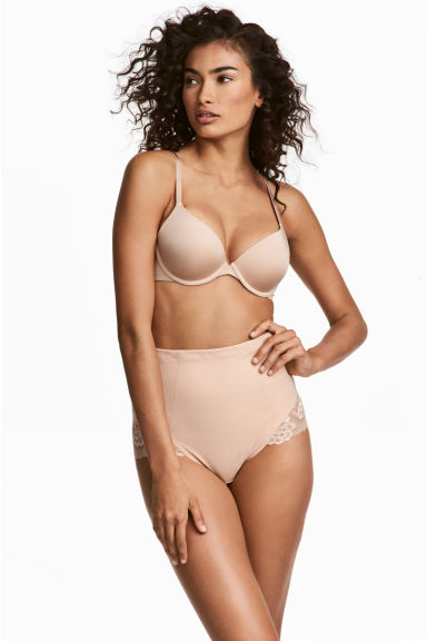 Shape briefs High waist - Chai - DAM | H&M FI
