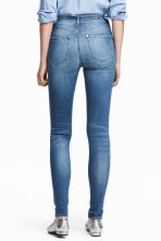 Shaping Skinny High Jeans - Azul denim - SENHORA | H&M PT 1